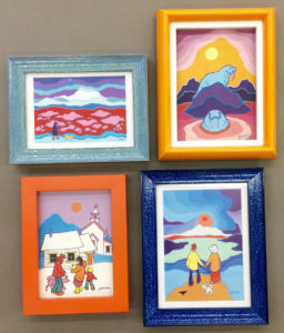 colourful-series-of-4-Prestige-Picture-Framing-Etcetera-Victoria-BC-2